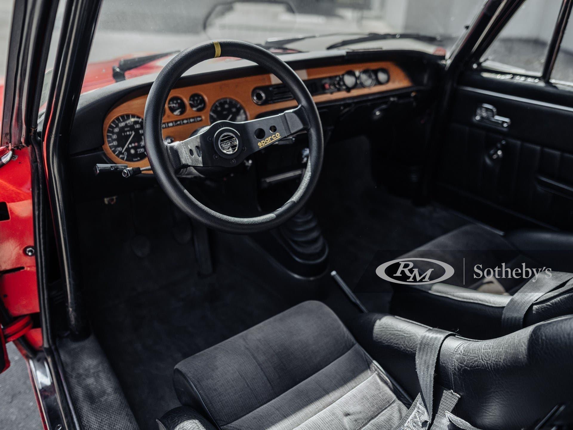 Lancia Fulvia Coupé 1600 HF Serie 2 asta