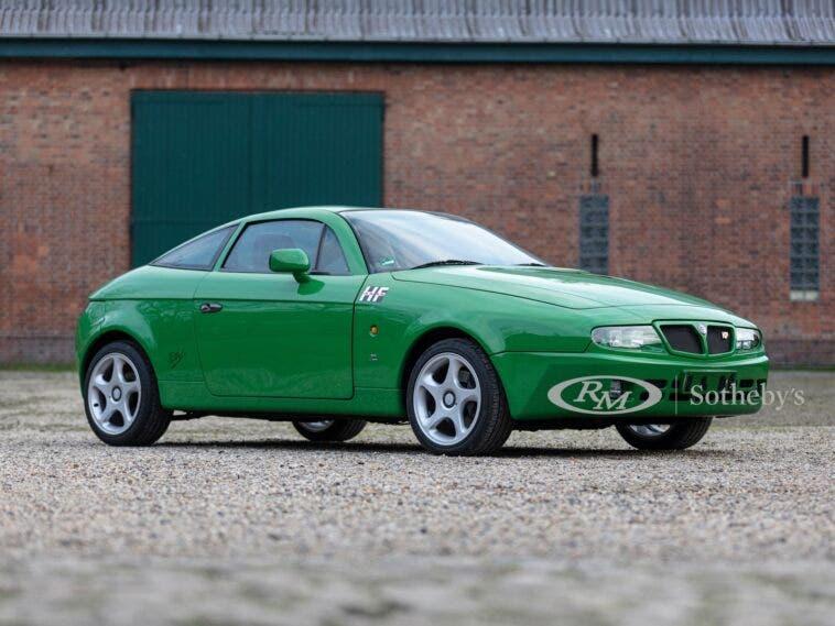 Lancia Hyena Zagato 1994 asta