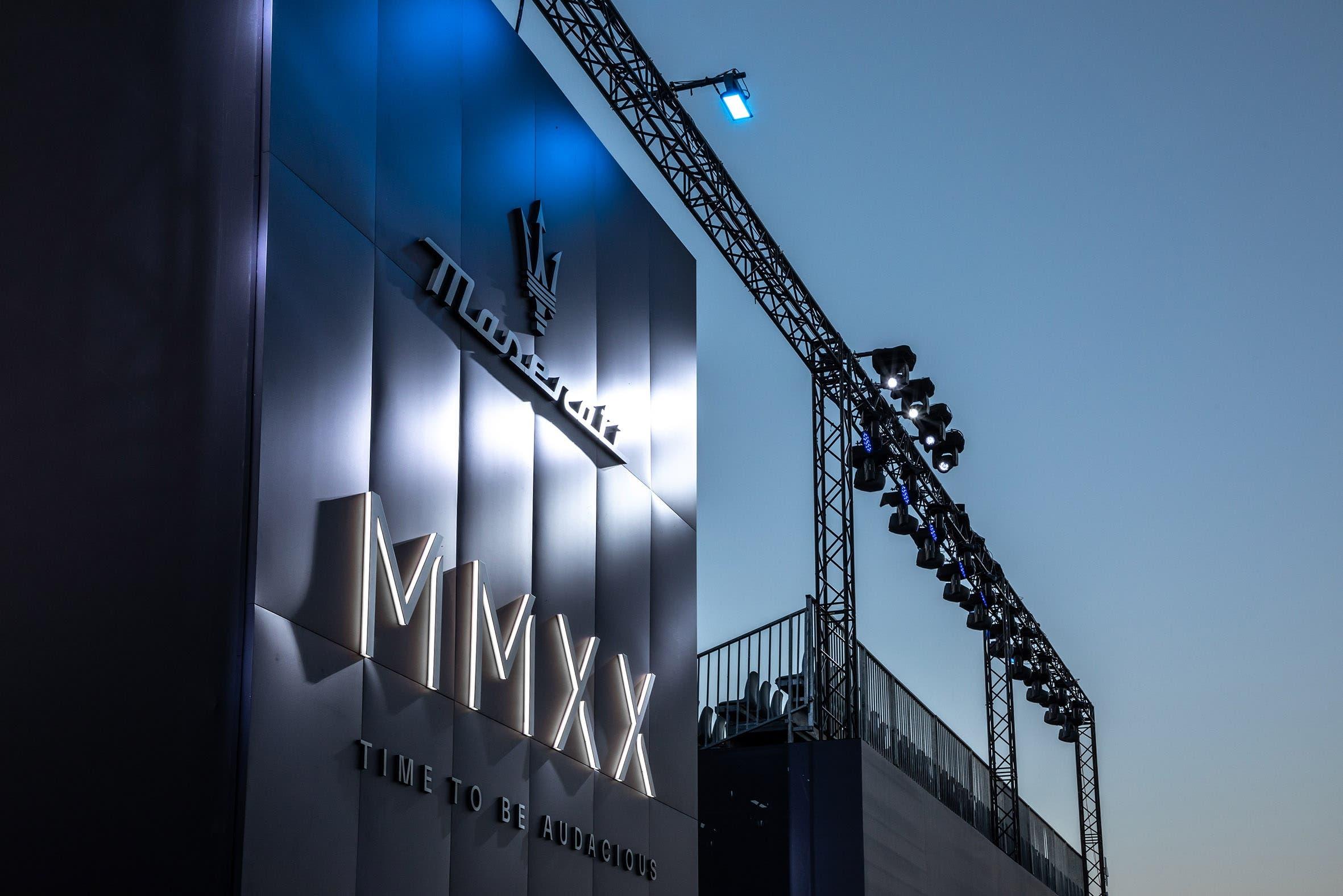 MMXX: Time to be Audacious Maserati