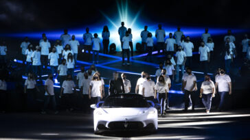 Maserati Best Event Awards 2020