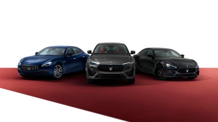 Maserati Ghibli, Quattroporte e Levante 2021 USA