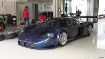 Maserati MC12 Corsa Challenge and GT Days 2020