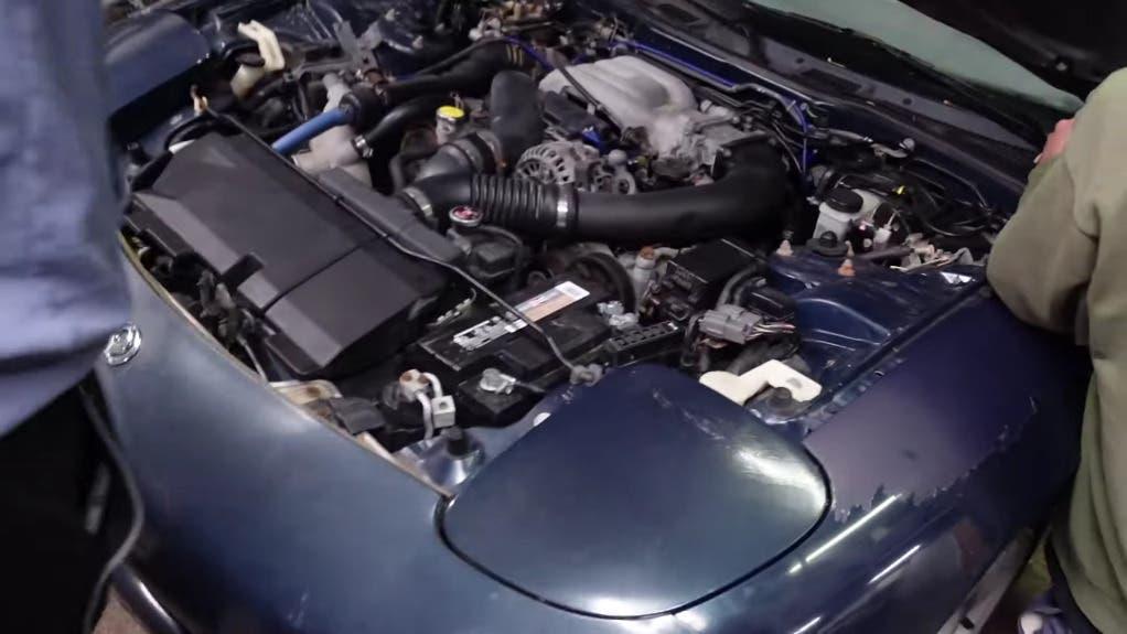 Mazda RX-7 Hellcat
