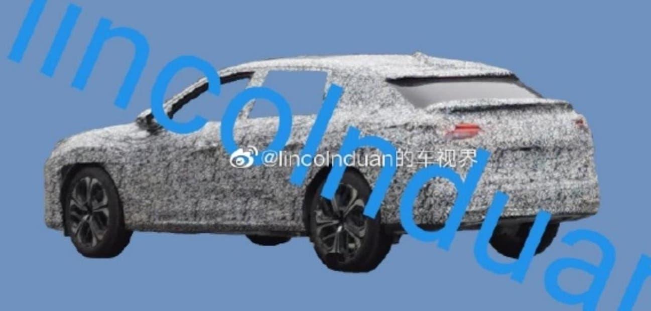 Nuova Citroën C5 foto spia