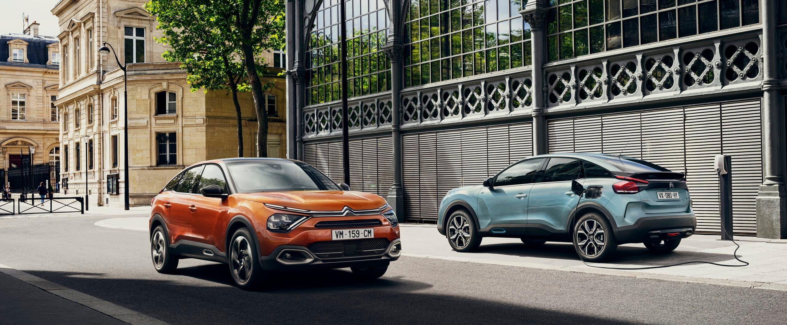 Nuove Citroën C4 ed e-C4 sicurezza