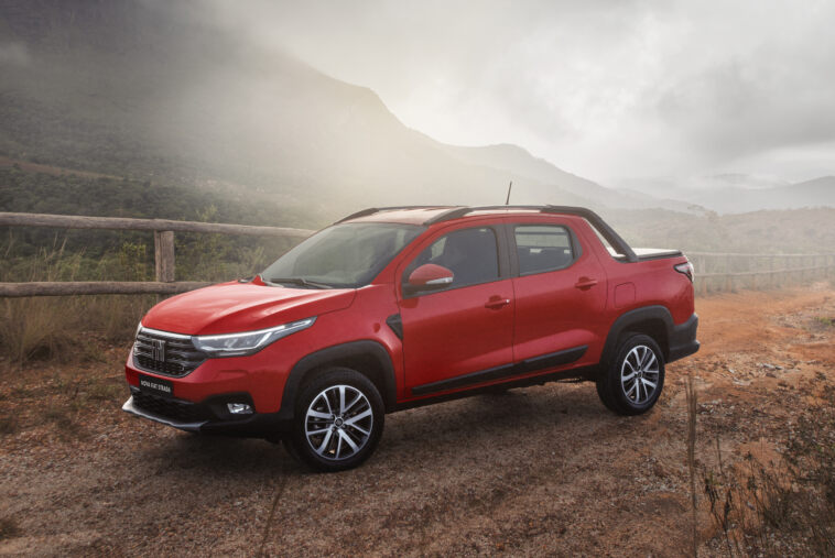 Nuovo Fiat Strada Brasil Design Awards 2020