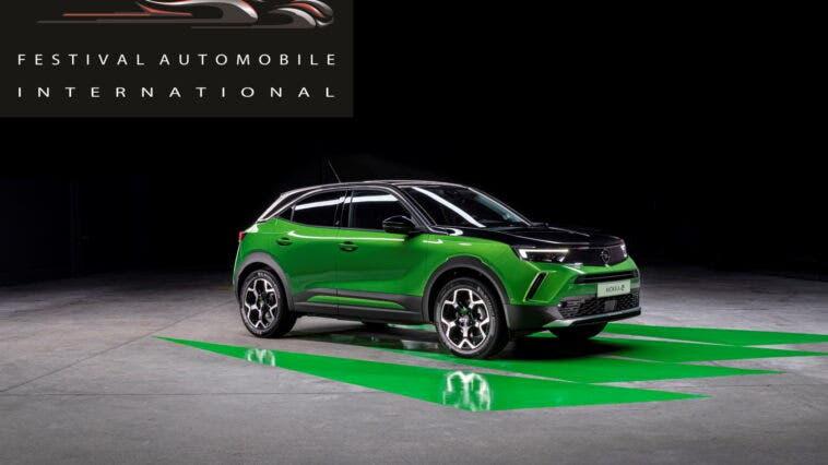 Nuovo Opel Mokka-e Plus Belle Voiture de l'Année
