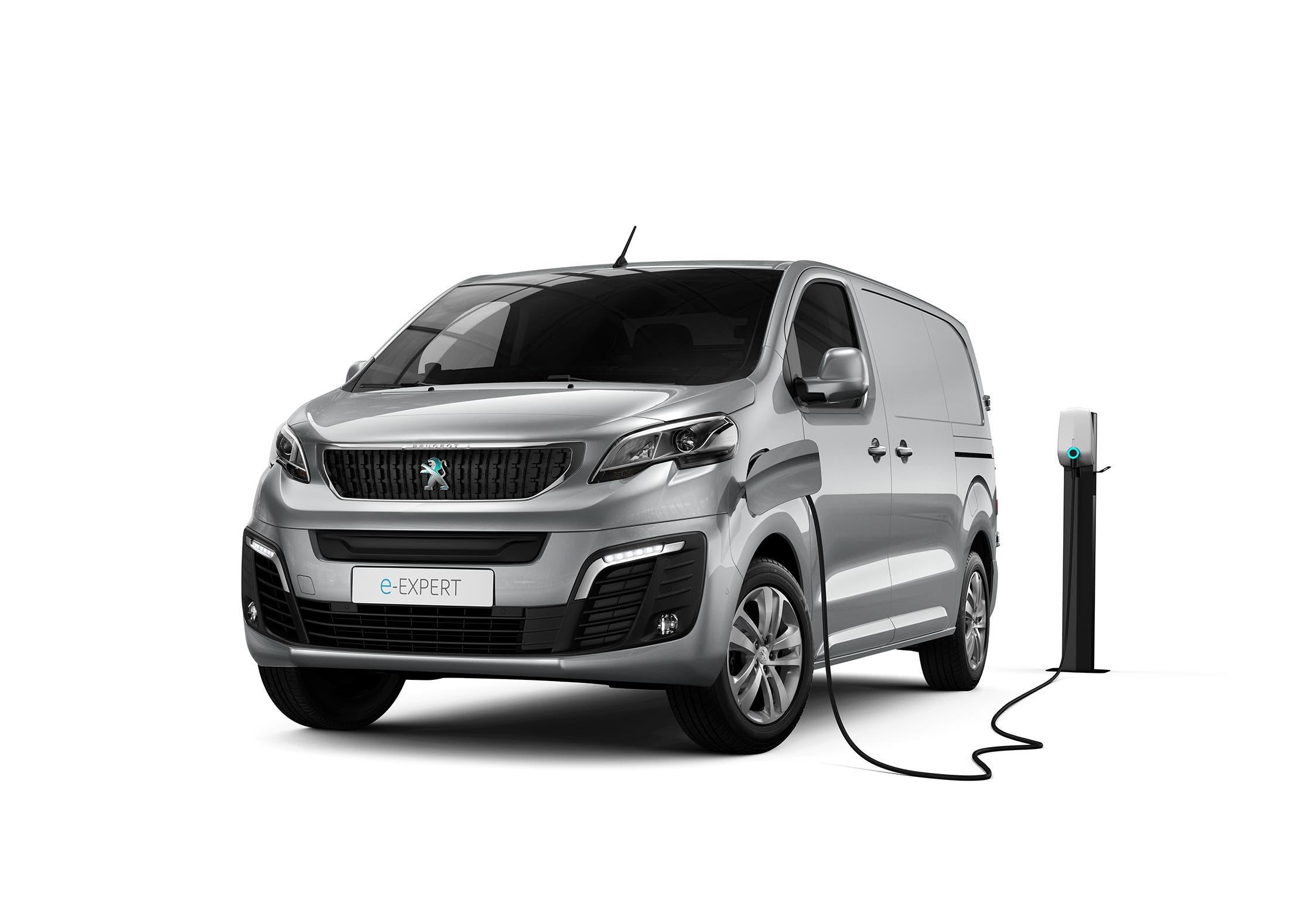 Nuovo Peugeot e-Expert What Van?