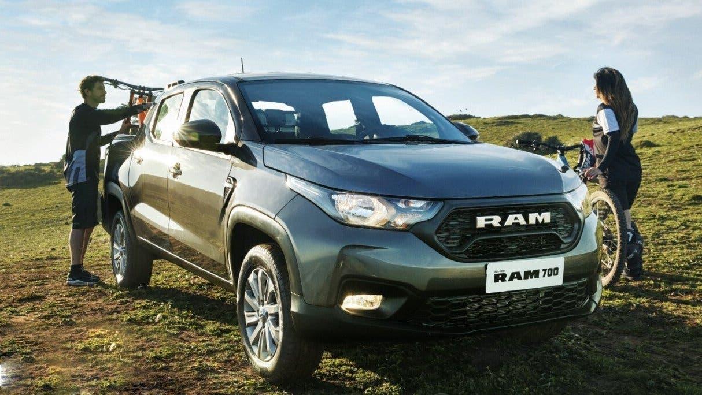 Nuovo Ram 700 Messico