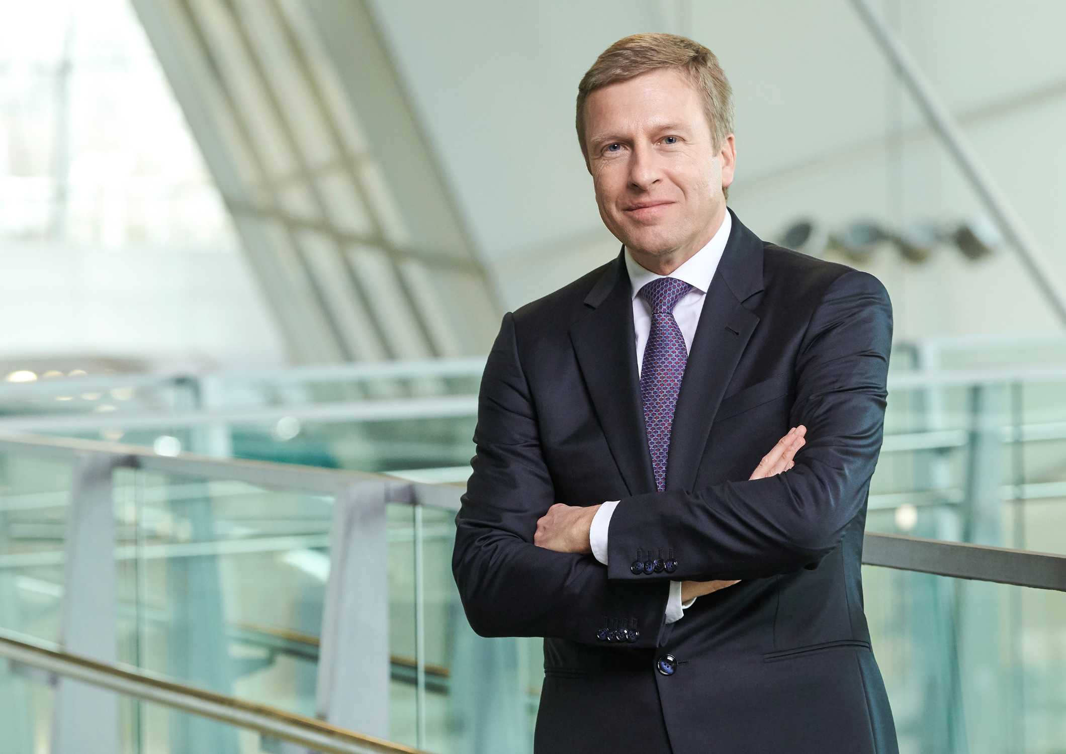 Oliver Zipse nuovo presidente ACEA