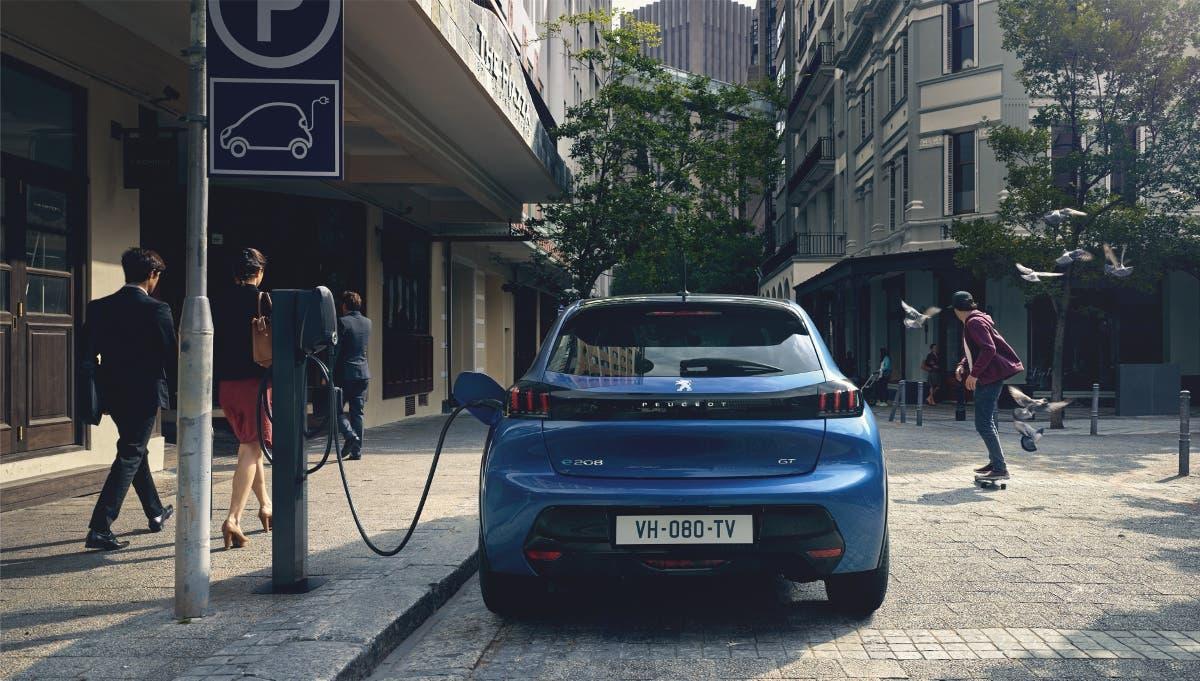 Peugeot gamma mobilità città