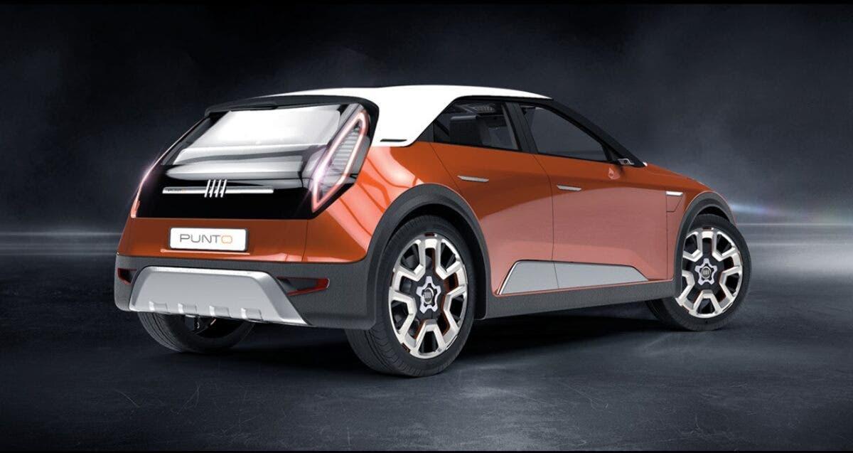Fiat Punto Concept