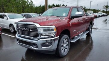Ram 2500/3500 Big Horn/Lone Star Silver Edition 2020