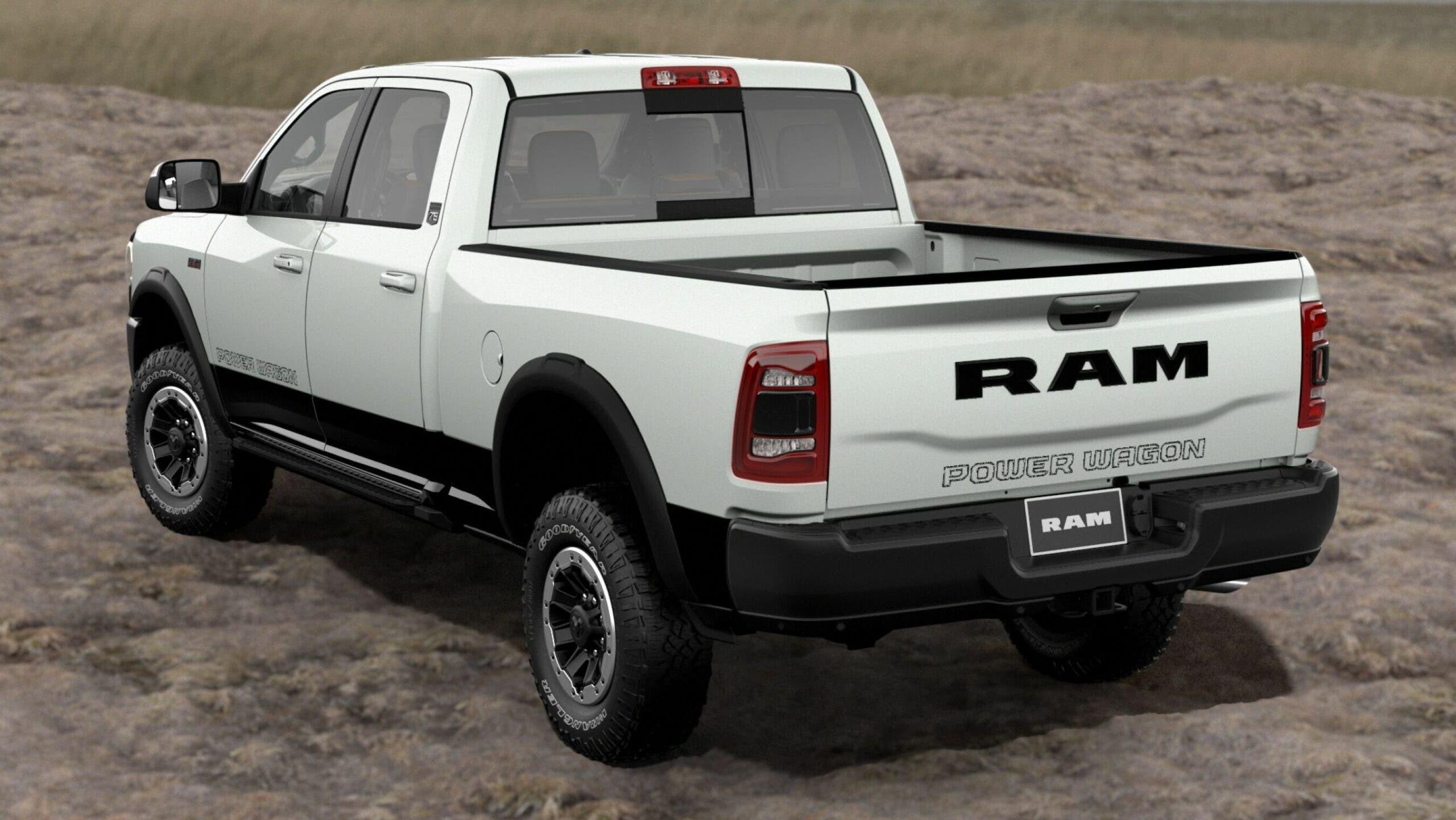 Ram 2500 Power Wagon 2021