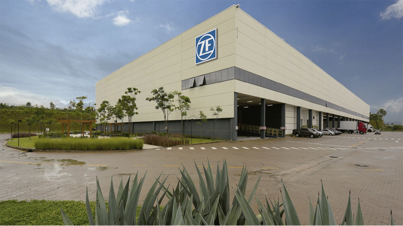 ZF stabilimento Limeira