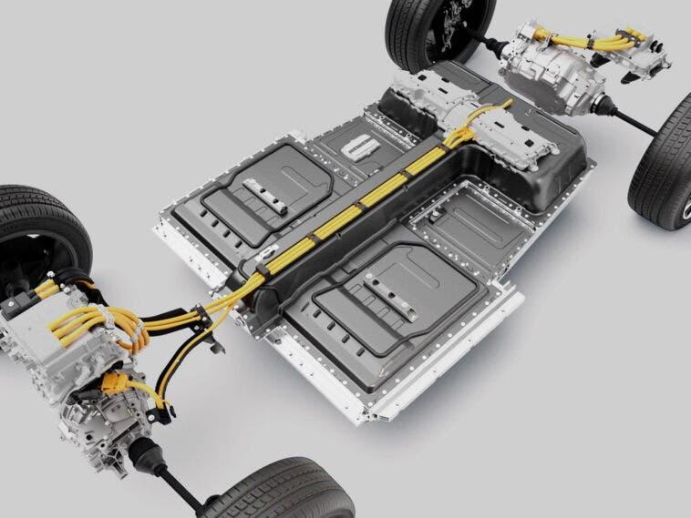 batteria-auto elettrica