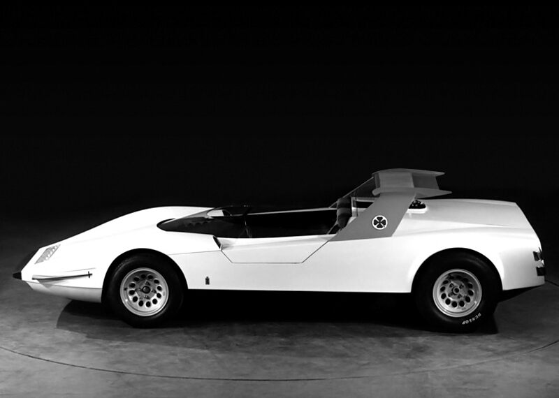 Alfa Romeo P33 Roadster