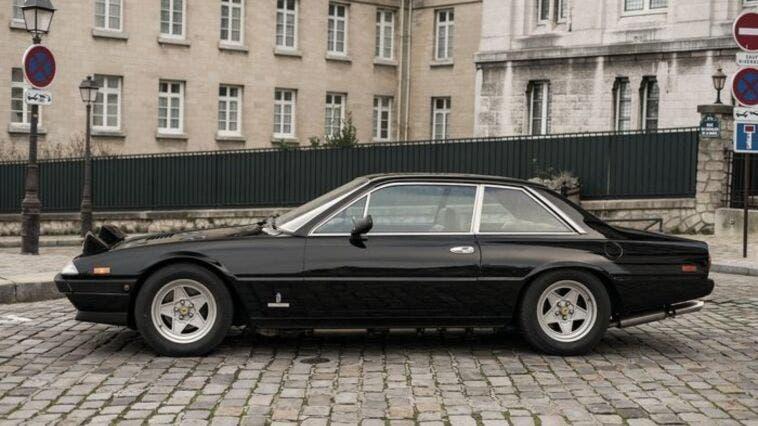 Ferrari 4001 Villeneuve