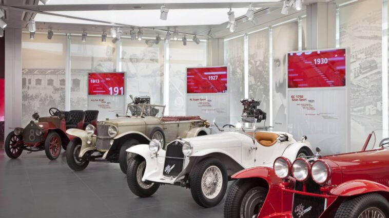 calendario Alfa Romeo