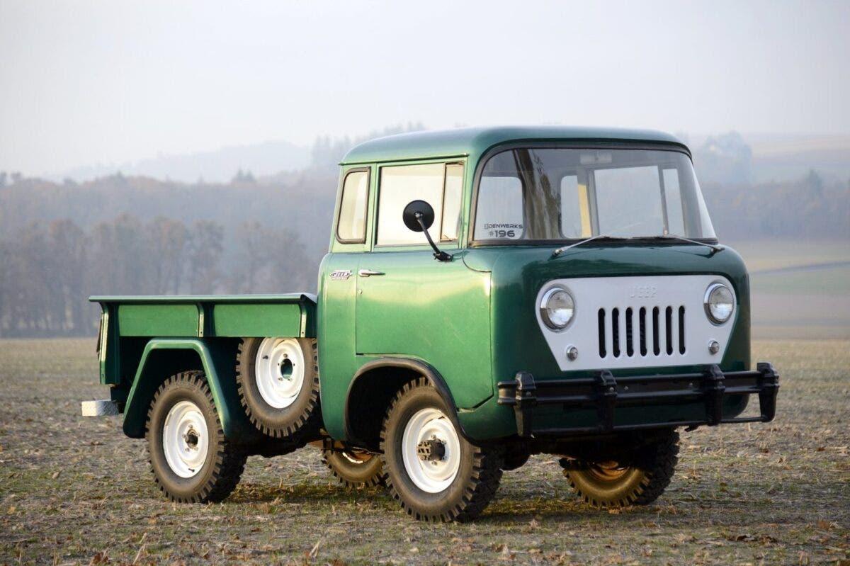 Jeep Forward Control
