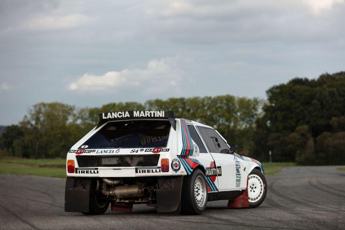 Lancia Delta S4 Asta