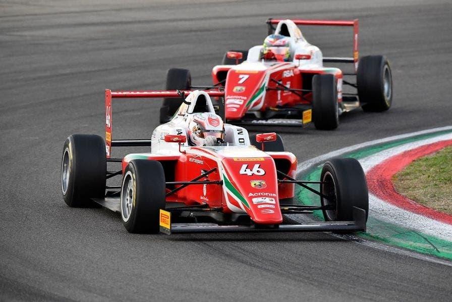 Abarth Racing programma stagione 2021