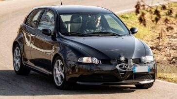 Alfa Romeo 147 GTA 2003 asta