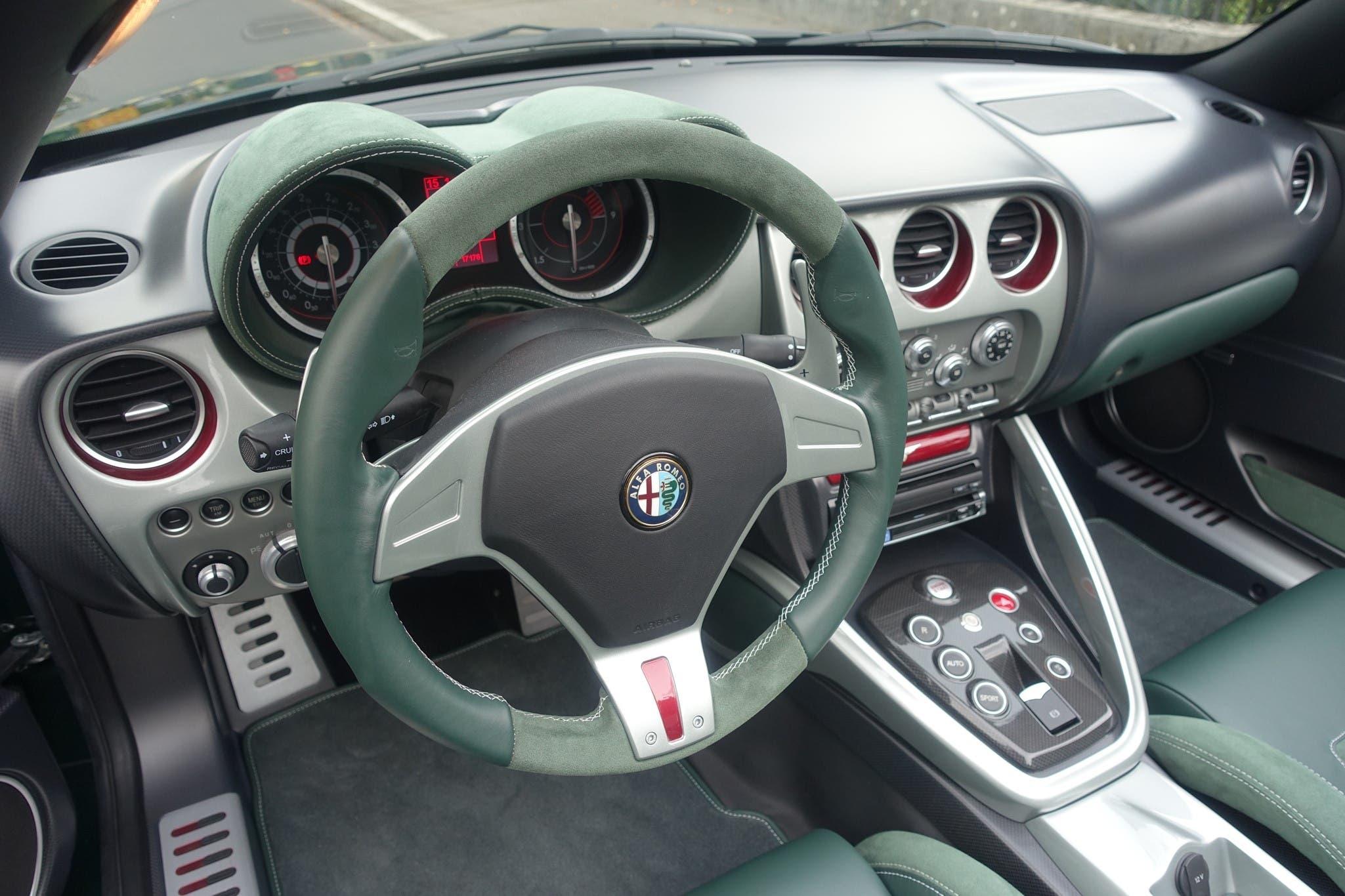 Alfa Romeo Disco Volante Spyder 2019 Svizzera