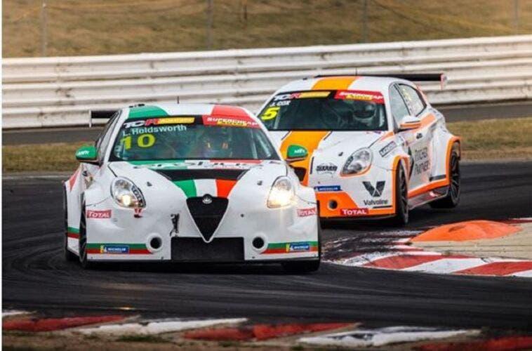 Alfa Romeo Giulietta Veloce TCR di Romeo Ferraris
