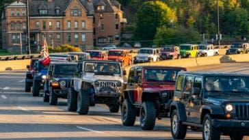 Bantam Jeep Festival