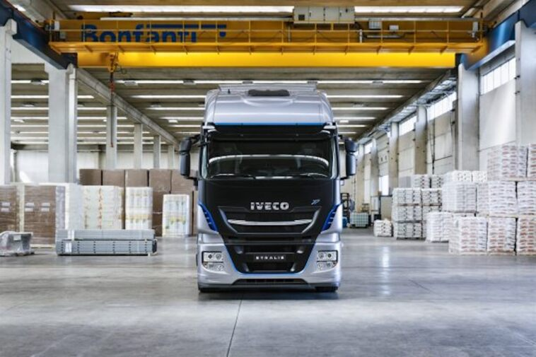 CNH Industrial FAW Iveco