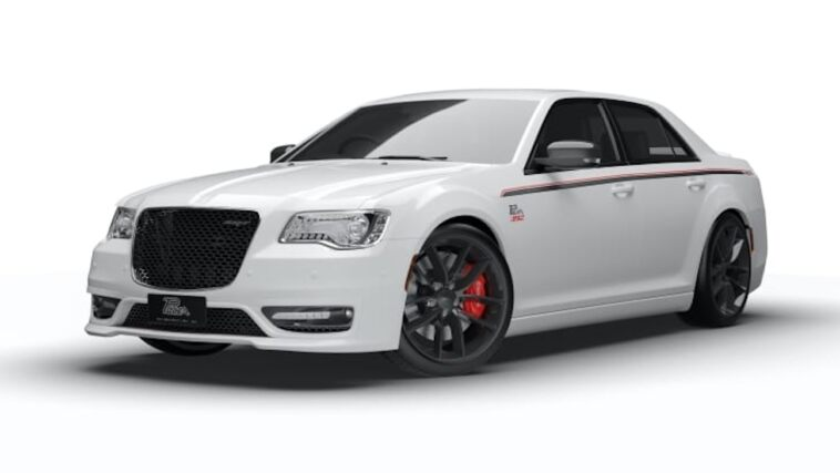 Chrysler 300 SRT Australia