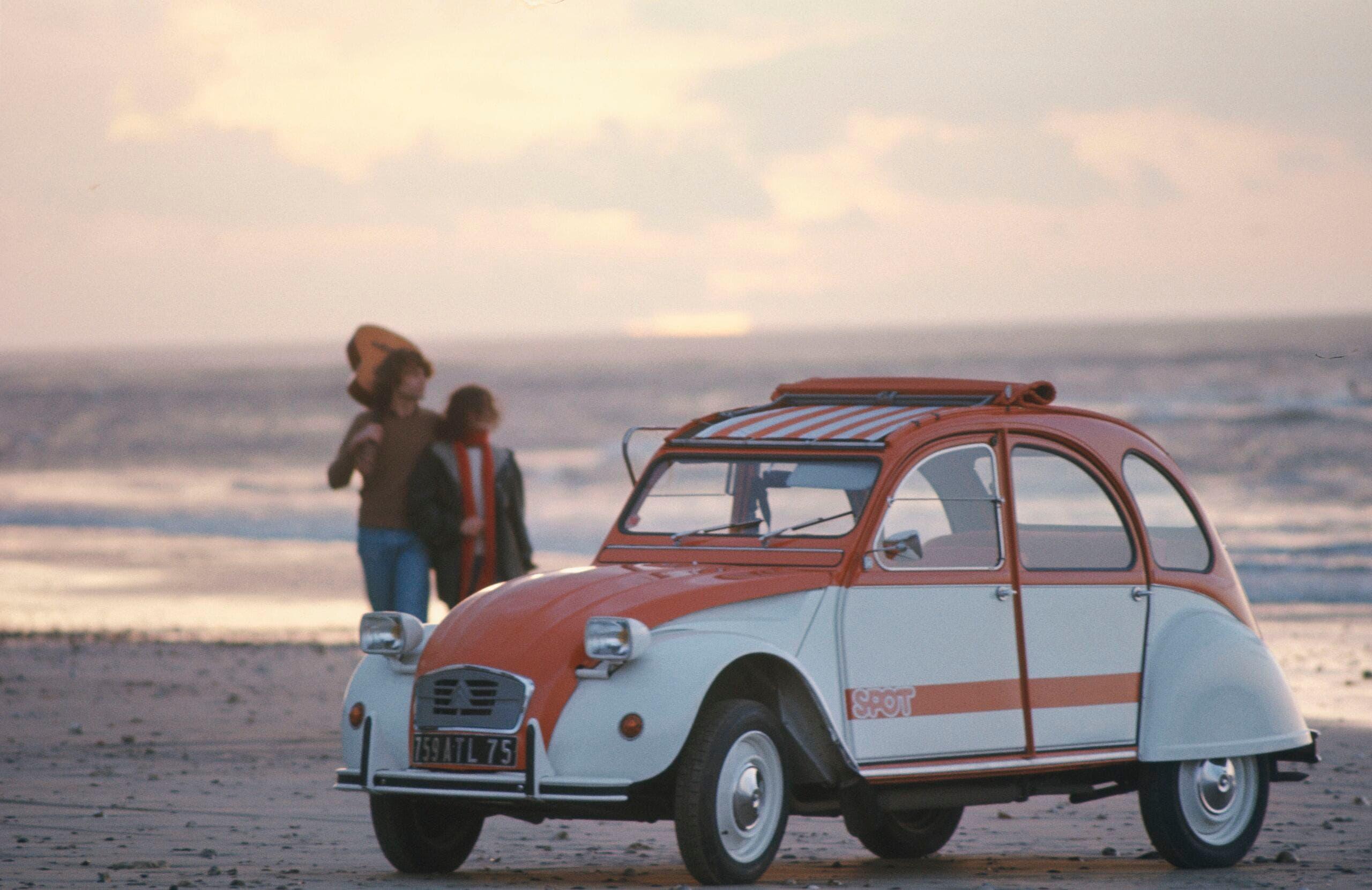 Citroën 2CV Spot