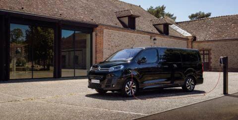 Citroën e-SpaceTourer