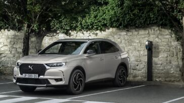 DS 7 Crossback E-Tense Assisi