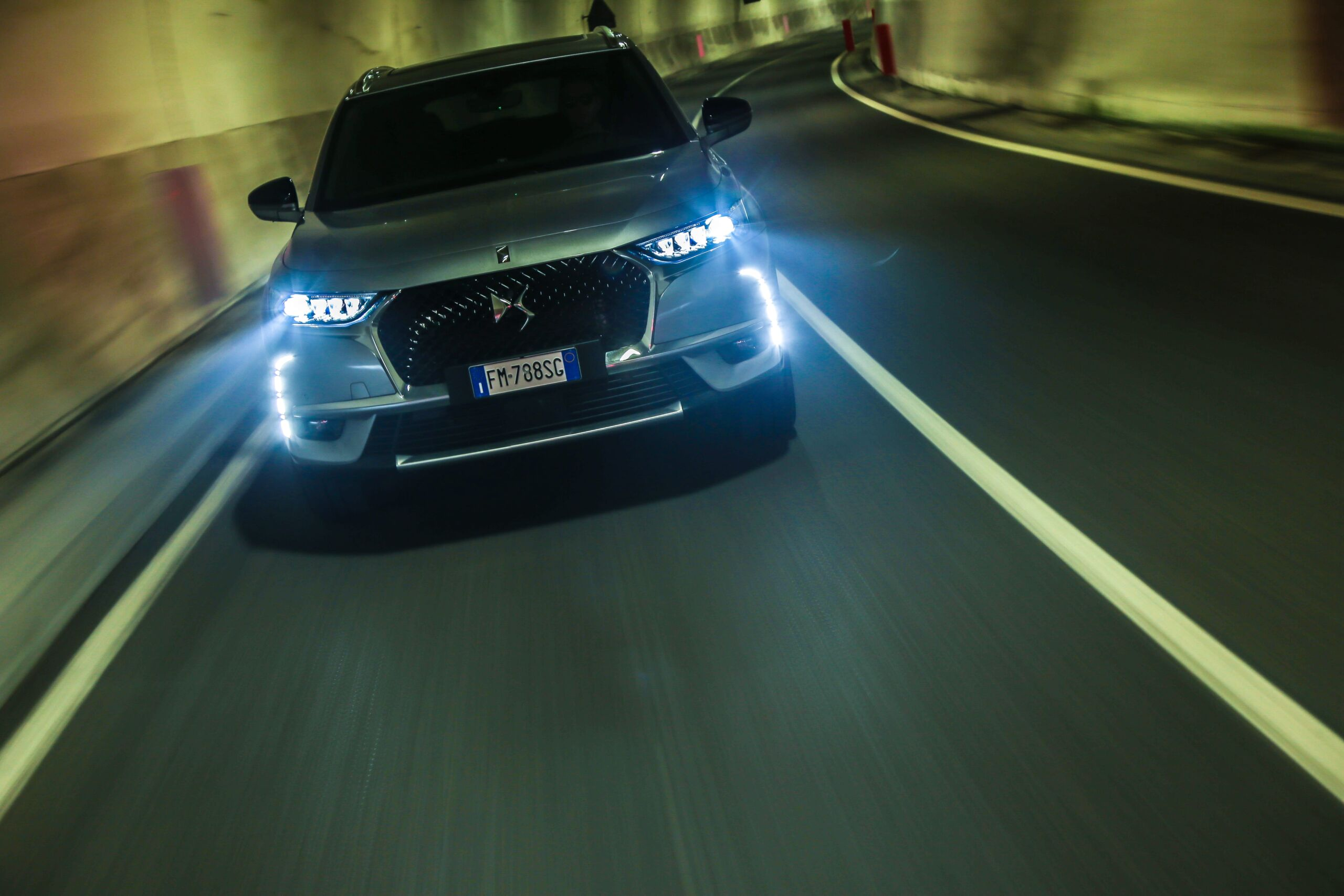 DS 7 Crossback sicurezza