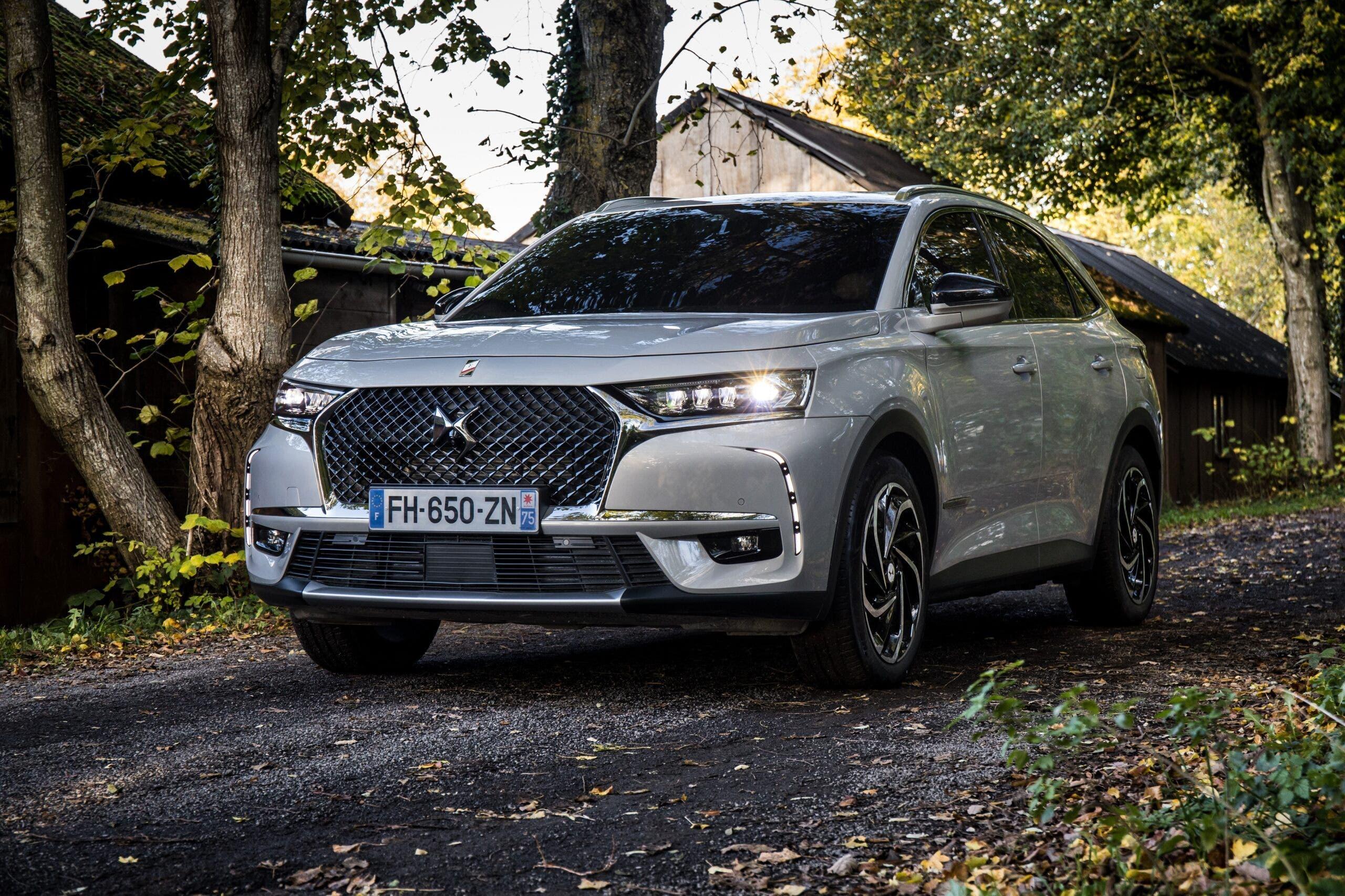 DS Automobiles vendite Italia 2020