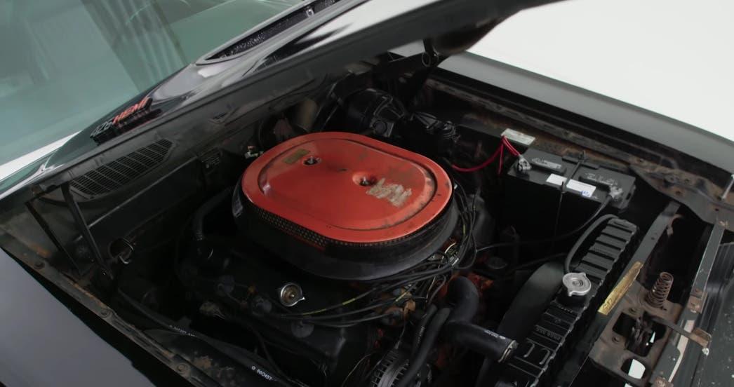 Dodge Challenger 1970 Biblioteca del Congresso