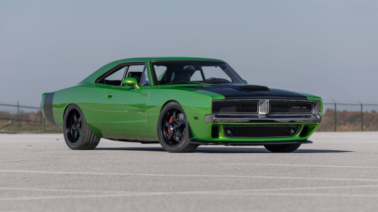 Dodge Charger 1969 asta
