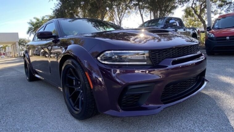 Dodge Charger SRT Hellcat Redeye Widebody 2021 concessionarie