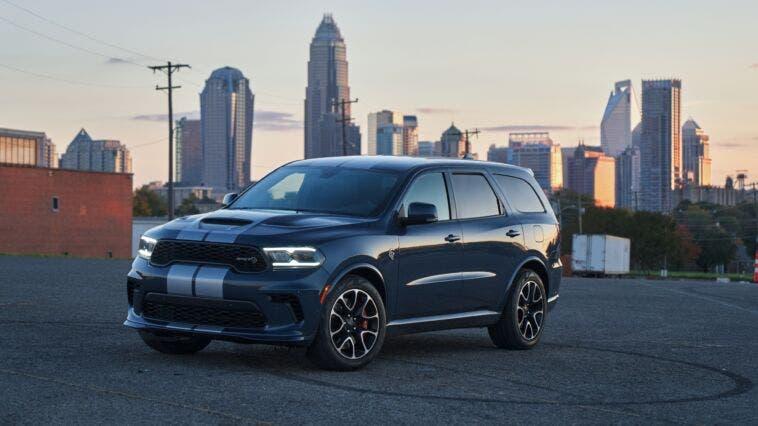 Dodge Durango SRT Hellcat 2021 produzione giugno