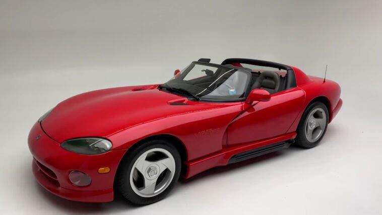 Dodge Viper 1992 Doug DeMuro