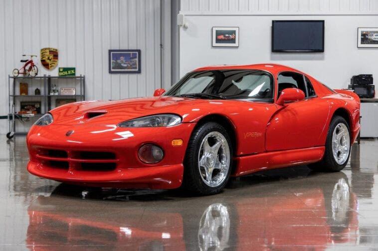Dodge Viper GTS 1997 27 km asta
