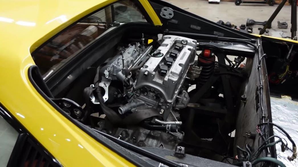 Ferrari 308 GTBi motore Honda