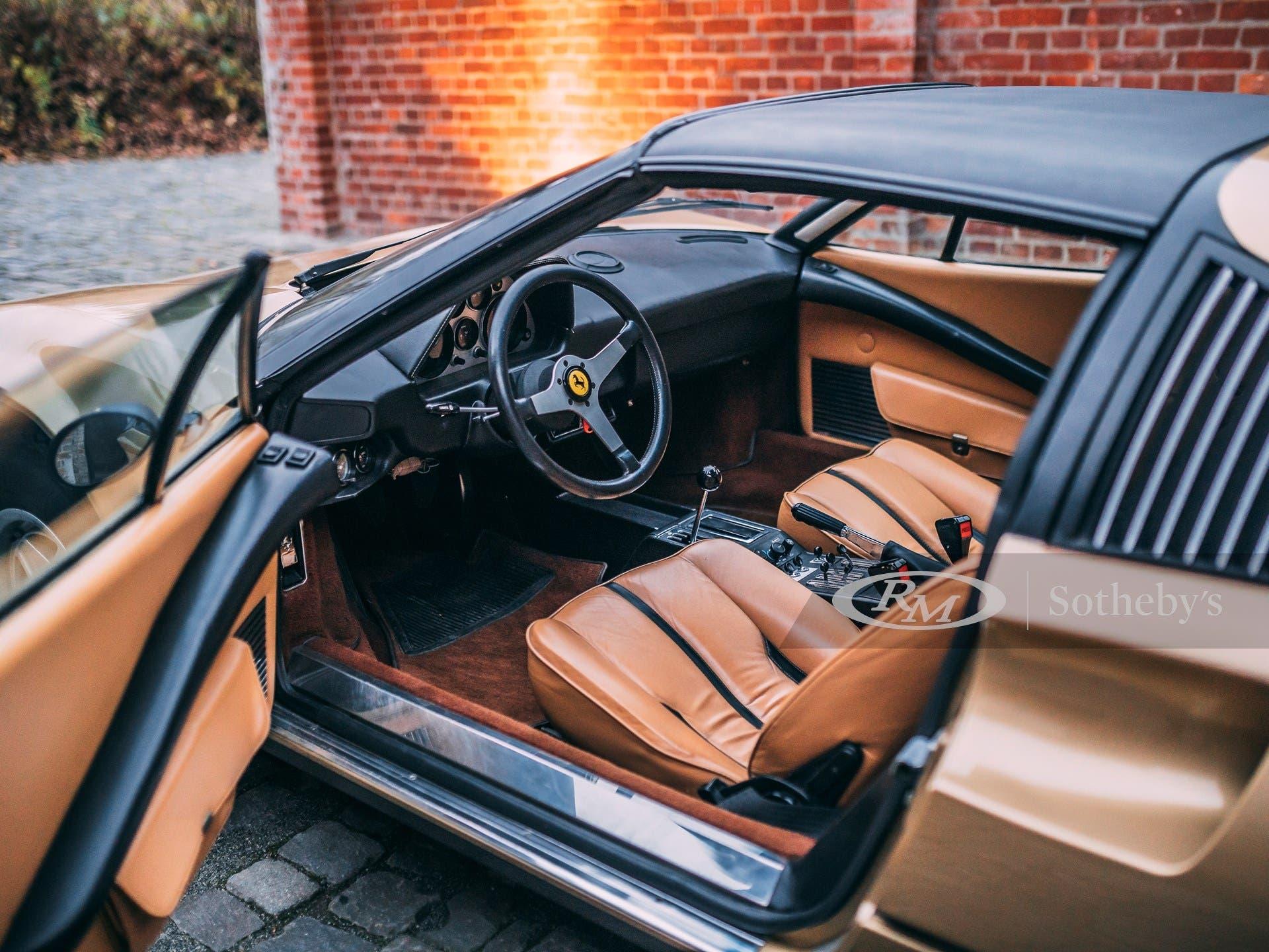 Ferrari 308 GTS 1979 asta