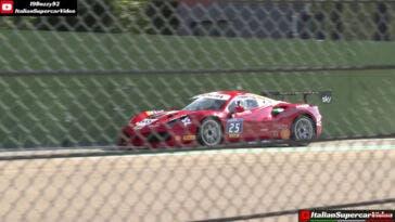 Ferrari 488 Challenge Evo Corse Clienti 2020