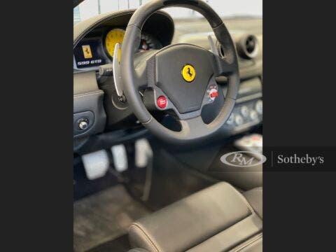 Ferrari 599 GTZ Nibbio Spyder Zagato 2009 asta