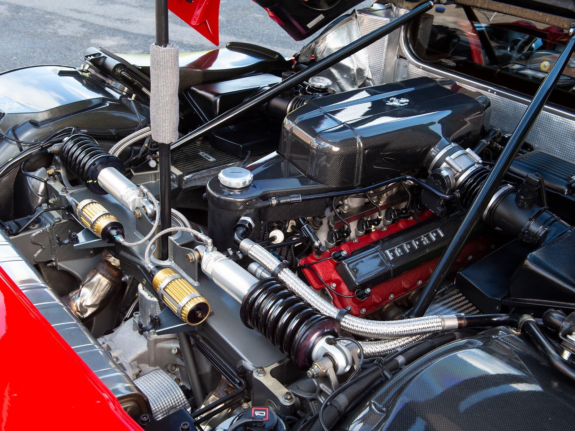 Ferrari Enzo secondo esemplare