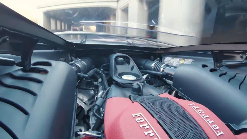 Ferrari F8 Tributo Novitec