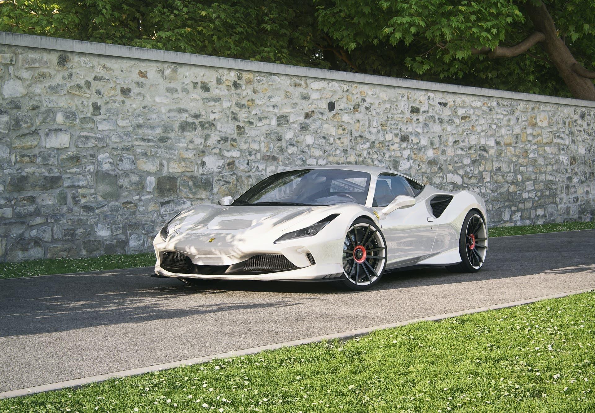 Ferrari F8 Tributo Wheelsandmore
